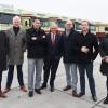 College B&W Hoorn vergadert bij 100-jarige Moeijes BV