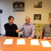 Ondertekening Super Sponsor Contract Westfriezen